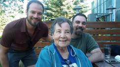 David, Mom and Ryan