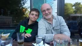 Aidan and Rich