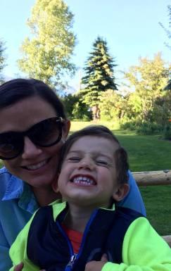 Sarah and Luke