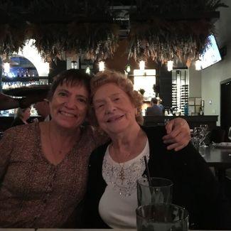 Kathi and Aunt Teresa