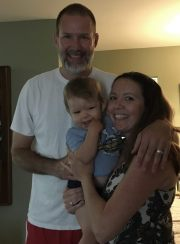 Patrick, Johnny and Kristinn