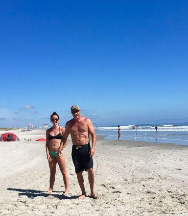 Joe and Brooke