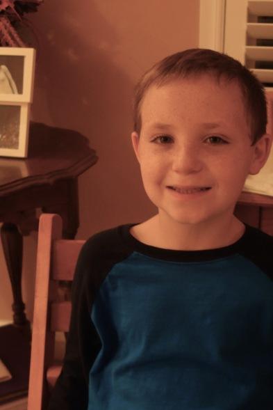 My nephew Billy