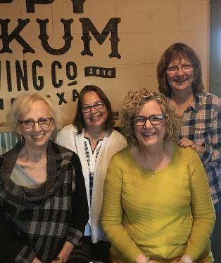 Karen, Jane, Connie, Kelly