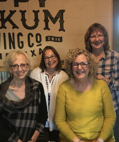 Karen, Jane, Connie, Kelly