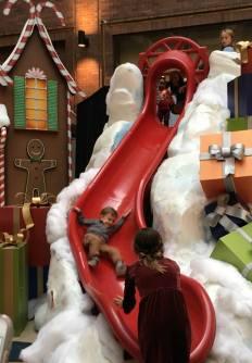 Jack on the slide