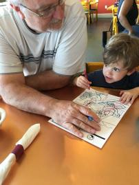 Coloring with Jack