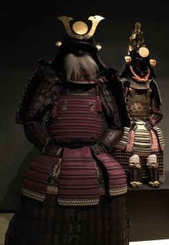 Samurai exhibit