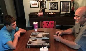 Learning to play backgammon