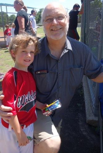 Baseball with Beck