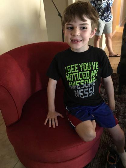 Great nephew Asher (Ryan's)