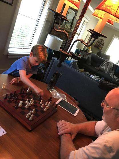 More chess