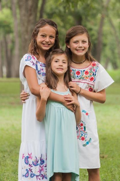 Ally, Emery, Elle