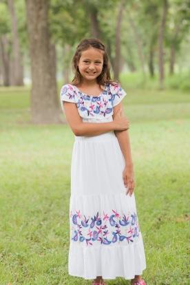Ally, age 10