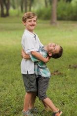 Beck and Luke