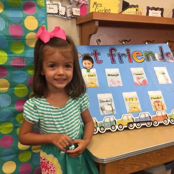 Ada at preschool