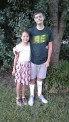 Ally and Aidan