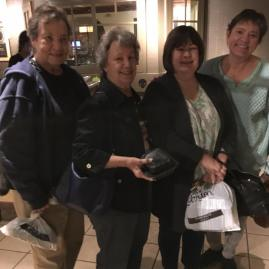 Mom, Jeannette, Betty, Kathi