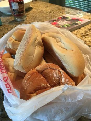 Jersey rolls