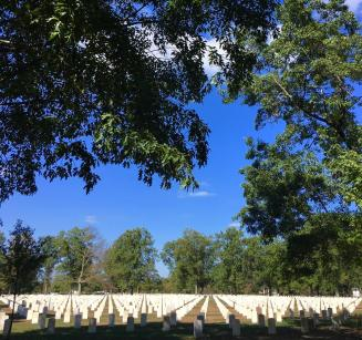Beverly National Cemetery