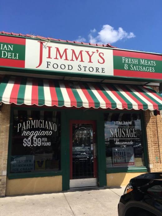 Jimmy's in Dallas
