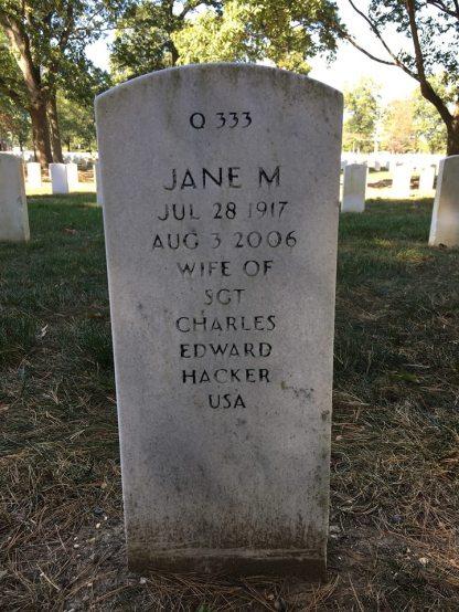 My Aunt Jane