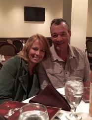 Denise and Joe