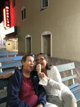 Mom and me, Ocean City boardwalk