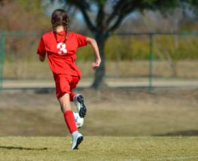 Soccer star!