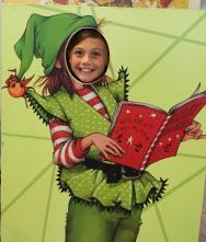 Christmas elf!