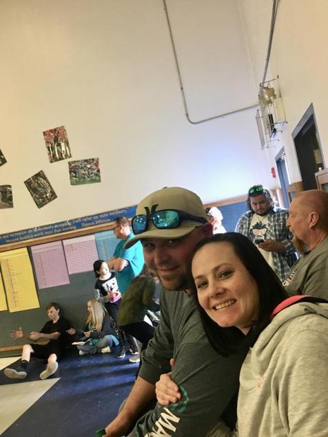 Corey and Susan