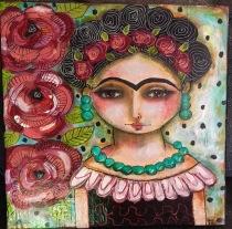 My friend Tammy sent this Frida