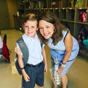 Beck and his teacher